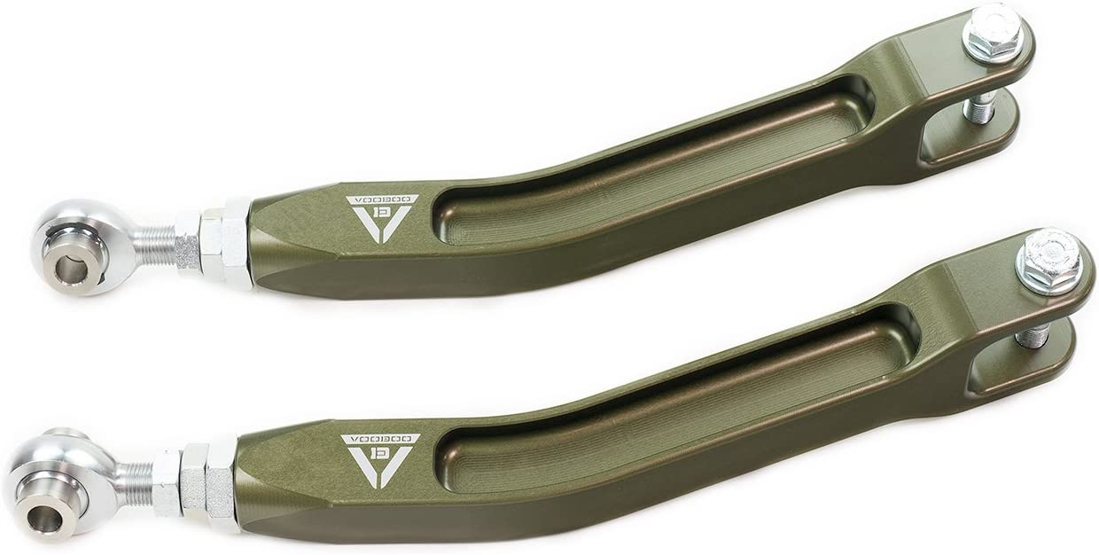 Voodoo 13 TONS-0101HG Hard Green Clearance Anodized Discount mail order Indianapolis Mall Arm High Toe