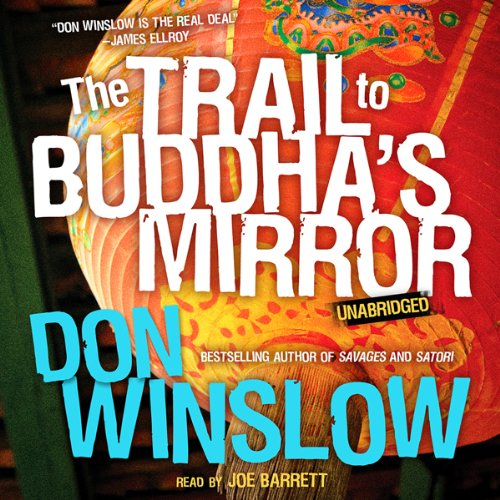 The Trail to Buddha's Mirror cover art