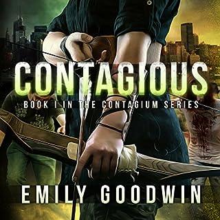Contagious cover art