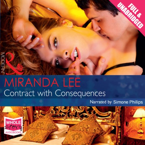 Contract With Consequences audiobook cover art