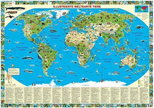 """Erlebnisposter /""""Buen Camino/"""" Infomappe mit gefalzter Karte"""