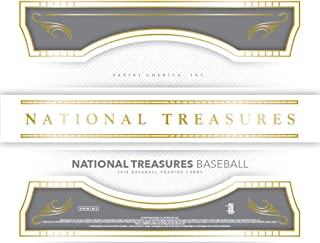 2018 panini national treasures baseball