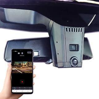 FITCAMX 隠しドライブレコーダー BMW 1 2 3 4 5 7 8 シリーズ X1 X2 X3 X4 X5 X6 X7 M3 M4 M5 M8 X3M X4M X5M X6M 専用 4K UHD 2160P高画質 WIFI 再生アプリ ...