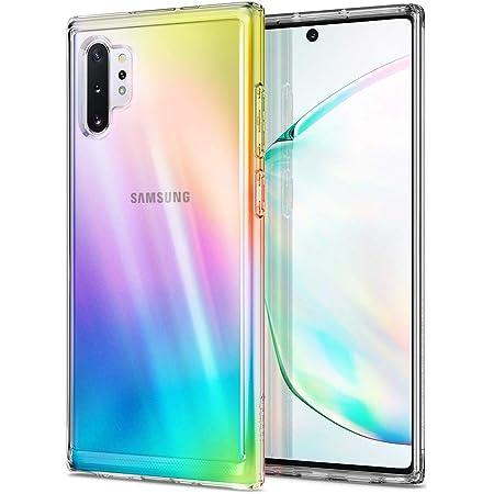 Spigen Ultra Hybrid Designed for Samsung Galaxy Note 10 Plus Case/Galaxy Note 10 Plus 5G Case (2019) - Crystal Clear