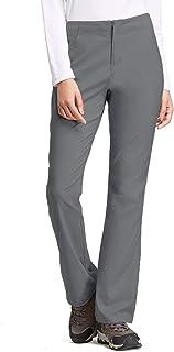 BALEAF Women's Hiking Pants UPF 50+ Stretch Boot Cut Pants Water Resistant