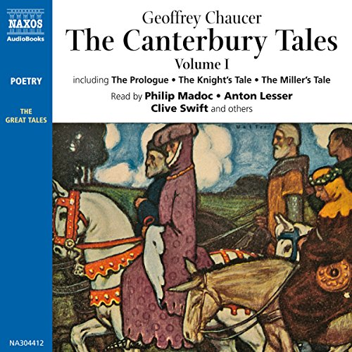 『The Canterbury Tales』のカバーアート