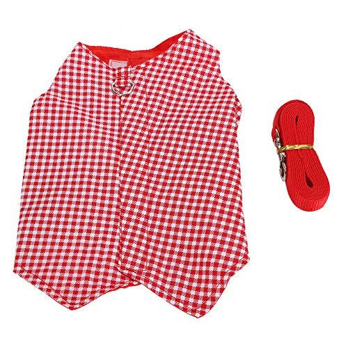 Redxiao Haustier formeller Anzug, Haustier Anzug Kleidung, formeller Anzug für Kaninchen(M)
