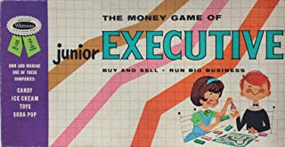 The Money Game of Junior Executive - 1955