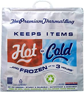 Insulated Bag | Thermal Bag | Hot Cold Bag (5, Grocery)