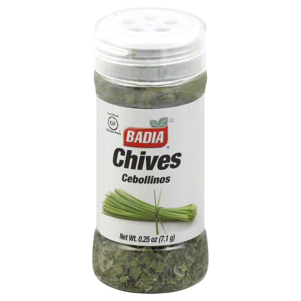 Badia Chives Limited time trial price 0.25 oz of Pack 3 Cheap mail order sales