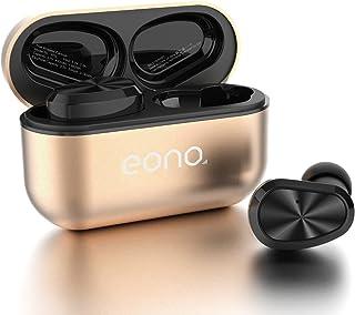[Amazon ブランド] Eono(イオーノ)Bluetooth イヤホン Eonobuds 完全ワイヤレスイヤホン IPX7防水仕様 高音質ブルートゥースイヤホン USB-C急速充電対応 自動ペアリング 左右分離型 超軽量ヘッドホン 特許取...