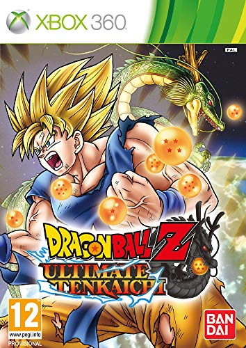 DRAGON BALL Z ULTIMATE TENKAICHI X360 FR