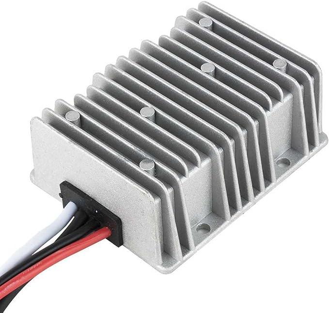 Mastererin Aluminiumgehäuse Power Boost Transformator Spannungswandler Spannungswandler Regler Dc 12 V Step Up Bis Dc 24 V 3 A 5 A 8 A 10 A 12 A Baumarkt