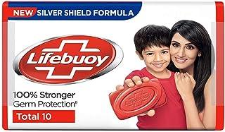 Lifebuoy Total Soap Bar 125gm (Pack of 6)