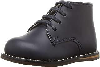 Josmo Baby Unisex Walking Shoes First Walker, Navy, 8 Medium US Infant