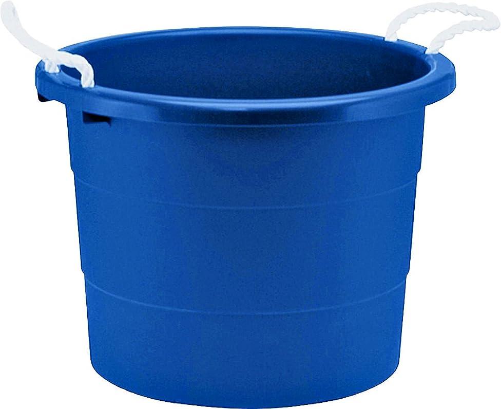 United Plastics Tu0014 Utility TUB Muck Bucket - 20gallon(pack of 6)