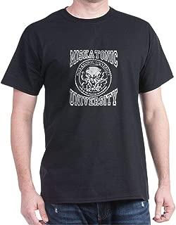 Miskatonic University Dark T Shirt Cotton T-Shirt