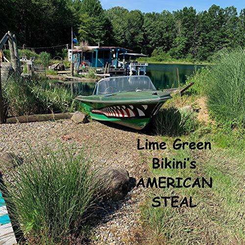 Lime Green Bikini's