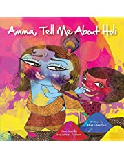 Amma Tell Me about Holi!: 1