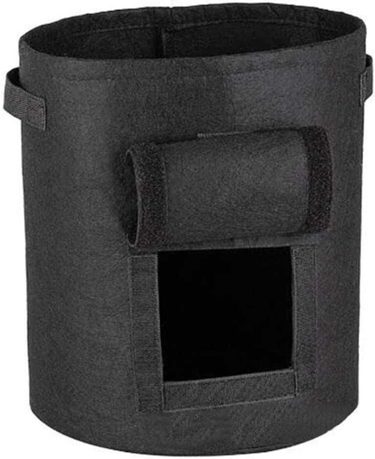 discountstore145 Non-Woven Potato Planting Bag Elegant Pot Max 67% OFF Nursery Grow