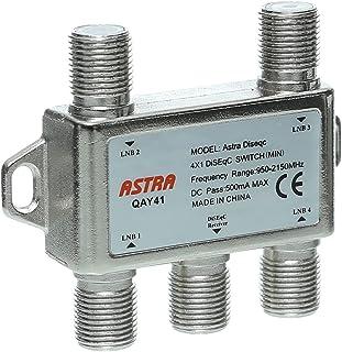 Astra Diseqc 4 Ports, Silver