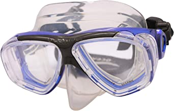 Diving Goggles For Unisex By Oceanic, Blue