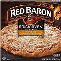 Schwan's Red Baron Brick Oven Cheese Trio Pizza, 16 ct (frozen)