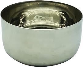 Raj Dinnerware Bowl, Silver, SV006. 5