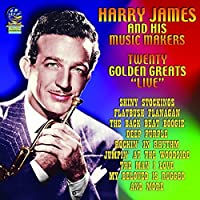 20 Golden Greats Live by Harry & His Music Makers James