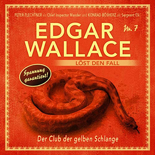 Der Club der gelben Schlange cover art