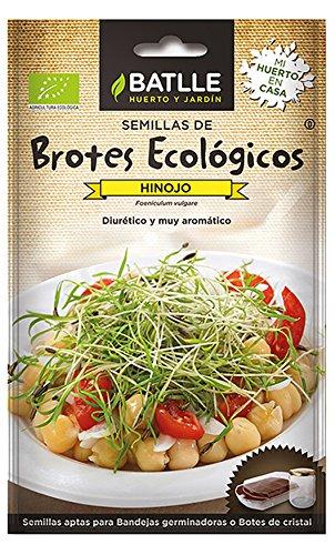 Semillas Ecológicas Brotes - Brotes ecológicos de Hinojo