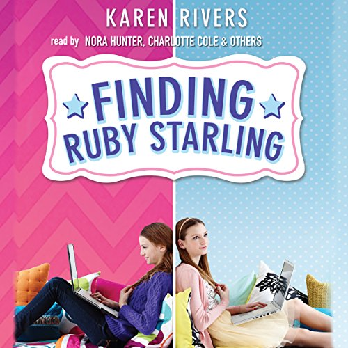 Finding Ruby Starling audiobook cover art