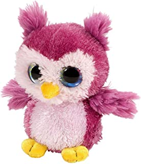Wild Republic Owl Plush, Stuffed Animal, Plush Toy, Sherbert Sweet & Sassy 5 inches