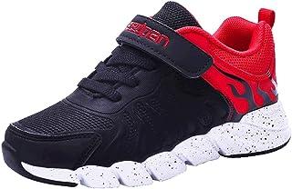 [GLYY] キッズ ランニングシューズ 男の子 女の子 ジュニア 子ども 子供靴 スニーカー 通学 運動 靴 スポーツシューズ 滑り止め 超軽量 通気