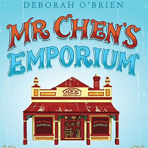 Mr Chen's Emporium cover art