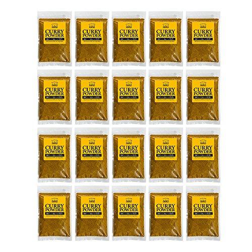 カレー粉 (100g×20個) 簡易パッケージ カレーパウダー 神戸アールティー curry powder