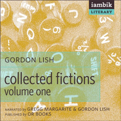 Collected Fiction audiobook cover art