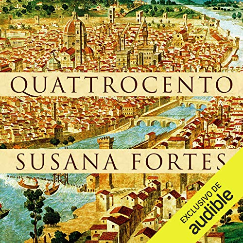 Quattrocento [Spanish Edition] Audiobook By Susana Fortes cover art