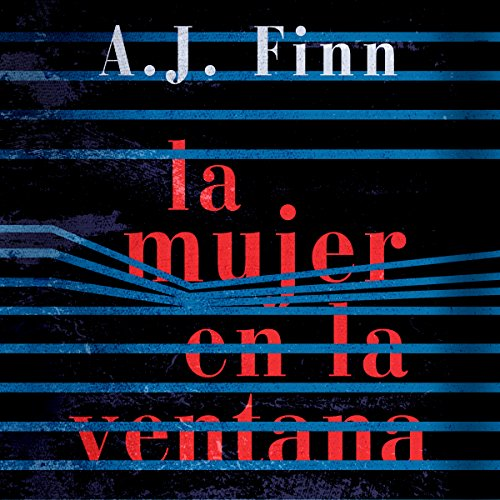 La mujer en la ventana [The Woman in the Window] audiobook cover art