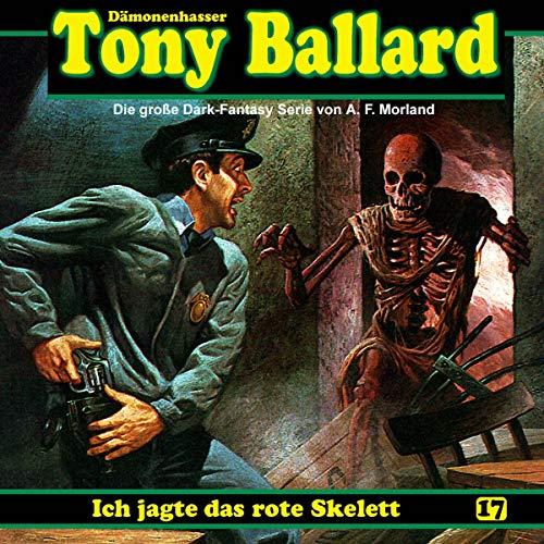 Ich jagte das rote Skelett cover art