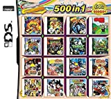Spiel 500 in 1, NDS Game Cartridge DS NDS NDSL NDSi 3DS 2DS XL