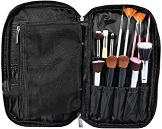Makeup Brushes Bag Cosmetics Brushes Professional Bag Canvas Pouch Portable Handbag Bag Travel Ladies Pouch Make Up Brush Bags