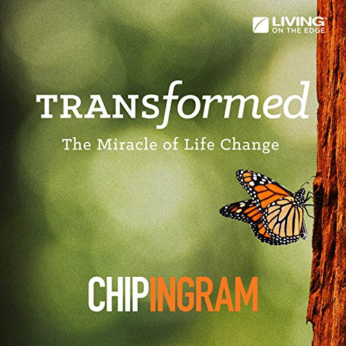 Transformed audiobook cover art