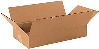 Aviditi 1693 Single-Wall Long Corrugated Box, 16