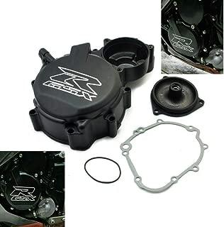 MZS Engine Stator Crank Case Cover Gasket Aluminum Left for Suzuki GSXR600 GSXR750 GSXR 600 750 2006-2016