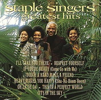 Staple Singers Greatest Hits