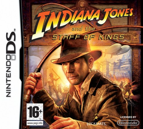 Indiana Jones and the Staff of Kings (Nintendo DS) [import anglais]