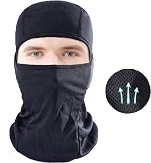 Balaclava Face Mask - Windproof Mask Protection from Summer Sun Dust Cold Weather for Outdoor Sports Men Women