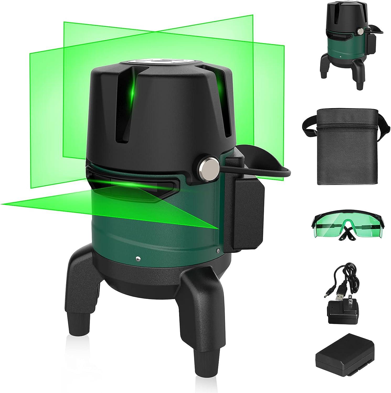 Self-Leveling Laser Level - SUNCOO Vertical Beam Green 安売り 1 4 新品未使用正規品