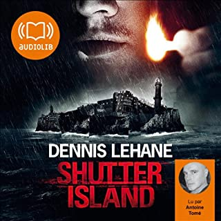 Page de couverture de Shutter Island [French Version]